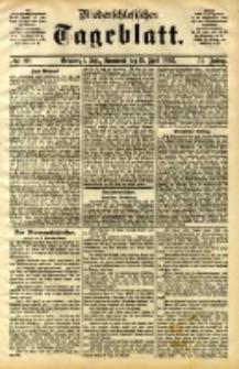 Niederschlesisches Tageblatt, no 88 (Grünberg i. Schl., Sonnabend, den 15. April 1893)