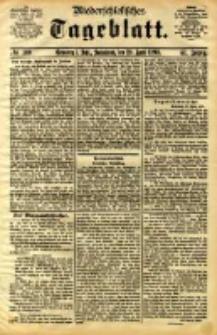 Niederschlesisches Tageblatt, no 100 (Grünberg i. Schl., Sonnabend, den 29. April 1893)