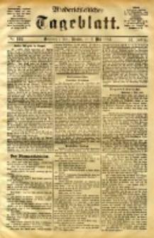 Niederschlesisches Tageblatt, no 102 (Grünberg i. Schl., Dienstag, den 2. Mai 1893)