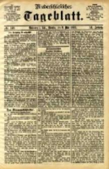 Niederschlesisches Tageblatt, no 108 (Grünberg i. Schl., Dienstag, den 9. Mai 1893)