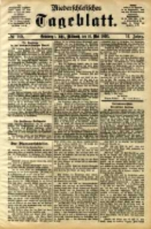 Niederschlesisches Tageblatt, no 109 (Grünberg i. Schl., Mittwoch, den 10. Mai 1893)