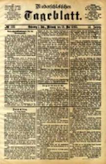 Niederschlesisches Tageblatt, no 125 (Grünberg i. Schl., Mittwoch, den 31. Mai 1893)