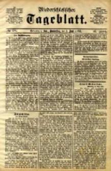 Niederschlesisches Tageblatt, no 126 (Grünberg i. Schl., Donnerstag, den 1. Juni 1893)