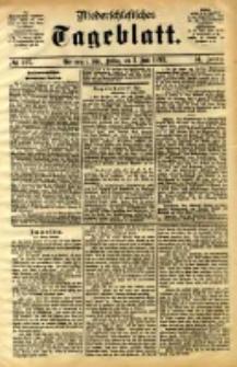 Niederschlesisches Tageblatt, no 127 (Grünberg i. Schl., Freitag, den 2. Juni 1893)