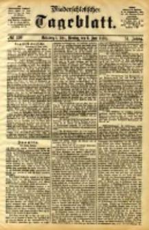Niederschlesisches Tageblatt, no 130 (Grünberg i. Schl., Dienstag, den 6. Juni 1893)