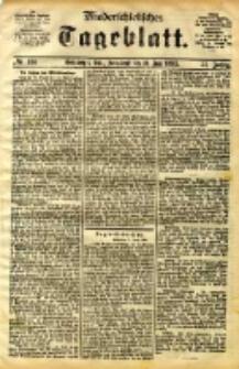 Niederschlesisches Tageblatt, no 134 (Grünberg i. Schl., Sonnabend, den 10. Juni 1893)