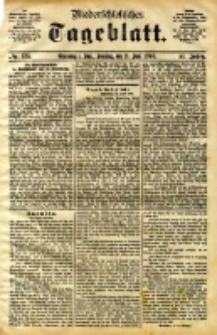 Niederschlesisches Tageblatt, no 135 (Grünberg i. Schl., Sonntag, den 11. Juni 1893)