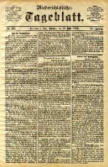 Niederschlesisches Tageblatt, no 136 (Grünberg i. Schl., Dienstag, den 13. Juni 1893)