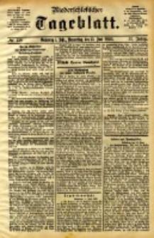 Niederschlesisches Tageblatt, no 138 (Grünberg i. Schl., Donnerstag, den 15. Juni 1893)