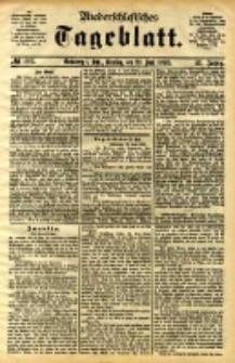 Niederschlesisches Tageblatt, no 142 (Grünberg i. Schl., Dienstag, den 20. Juni 1893)