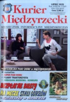 Kurier Międzyrzecki. Miesięcznik Informacyjny Międzyrzeczan, nr 7 (lipiec 2013 r.)