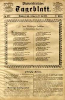 Niederschlesisches Tageblatt, no 151 (Grünberg i. Schl., Freitag, den 30. Juni 1893)