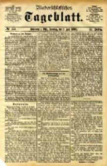 Niederschlesisches Tageblatt, no 153 (Grünberg i. Schl., Sonntag, den 2. Juli 1893)