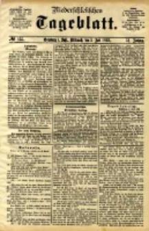 Niederschlesisches Tageblatt, no 155 (Grünberg i. Schl., Mittwoch, den 5. Juli 1893)