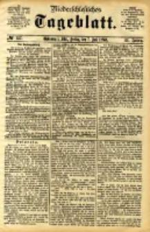 Niederschlesisches Tageblatt, no 157 (Grünberg i. Schl., Freitag, den 7. Juli 1893)
