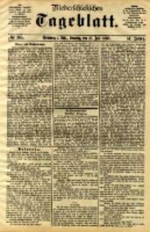 Niederschlesisches Tageblatt, no 165 (Grünberg i. Schl., Sonntag, den 16. Juli 1893)