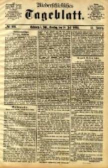 Niederschlesisches Tageblatt, no 166 (Grünberg i. Schl., Dienstag, den 18. Juli 1893)