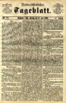 Niederschlesisches Tageblatt, no 172 (Grünberg i. Schl., Dienstag, den 25. Juli 1893)