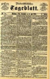 Niederschlesisches Tageblatt, no 176 (Grünberg i. Schl., Sonnabend, den 29. Juli 1893)