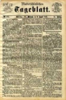 Niederschlesisches Tageblatt, no 191 (Grünberg i. Schl., Mittwoch, den 16. August 1893)
