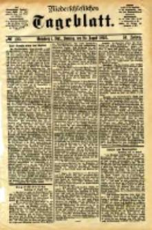 Niederschlesisches Tageblatt, no 195 (Grünberg i. Schl., Sonntag, den 20. August 1893)