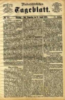 Niederschlesisches Tageblatt, no 198 (Grünberg i. Schl., Donnerstag, den 24. August 1893)