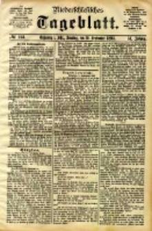 Niederschlesisches Tageblatt, no 213 (Grünberg i. Schl., Sonntag, den 10. September 1893)