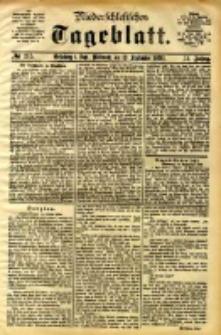Niederschlesisches Tageblatt, no 215 (Grünberg i. Schl., Mittwoch, den 13. September 1893)
