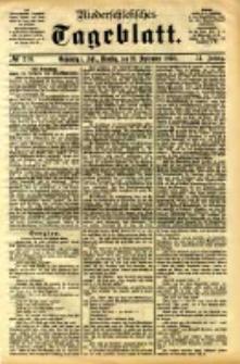 Niederschlesisches Tageblatt, no 220 (Grünberg i. Schl., Dienstag, den 19. September 1893)