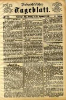 Niederschlesisches Tageblatt, no 225 (Grünberg i. Schl., Sonntag, den 24. September 1893)