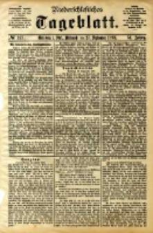 Niederschlesisches Tageblatt, no 227 (Grünberg i. Schl., Mittwoch, den 27. September 1893)