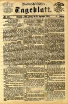 Niederschlesisches Tageblatt, no 229 (Grünberg i. Schl., Freitag, den 29. September 1893)