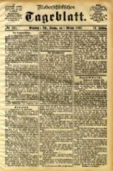 Niederschlesisches Tageblatt, no 231 (Grünberg i. Schl., Sonntag, den 1. Oktober 1893)