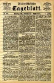 Niederschlesisches Tageblatt, no 236 (Grünberg i. Schl., Sonnabend, den 7. Oktober 1893)