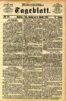 Niederschlesisches Tageblatt, no 238 (Grünberg i. Schl., Dienstag, den 10. Oktober 1893)