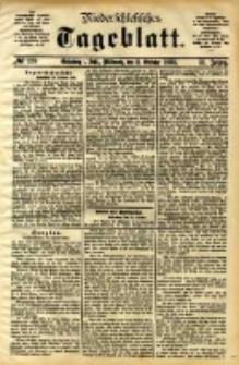 Niederschlesisches Tageblatt, no 239 (Grünberg i. Schl., Mittwoch, den 11. Oktober 1893)