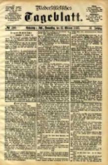 Niederschlesisches Tageblatt, no 240 (Grünberg i. Schl., Donnerstag, den 12. Oktober 1893)
