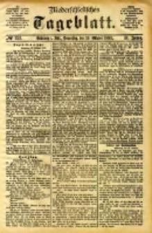 Niederschlesisches Tageblatt, no 252 (Grünberg i. Schl., Donnerstag, den 26. Oktober 1893)