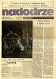 Nadodrze: dwutygodnik społeczno-kulturalny, nr 1 (1 stycznia-14 stycznia 1984)