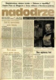 Nadodrze: dwutygodnik społeczno-kulturalny, nr 2 (15 stycznia-29 stycznia 1984)