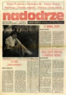 Nadodrze: dwutygodnik społeczno-kulturalny, nr 14 (1 lipca-14 lipca 1984)