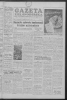 Gazeta Zielonogórska : organ KW Polskiej Zjednoczonej Partii Robotniczej R. IV Nr 87 (13 kwietnia 1955)