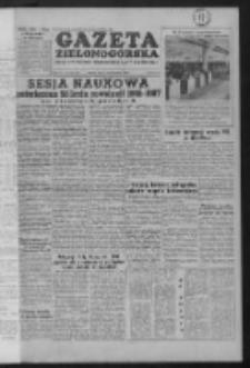 Gazeta Zielonogórska : organ KW Polskiej Zjednoczonej Partii Robotniczej R. IV Nr 242 (11 października 1955)