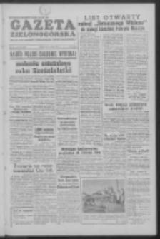 Gazeta Zielonogórska : organ KW Polskiej Zjednoczonej Partii Robotniczej R. V Nr 27 (1 lutego 1956)