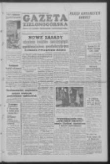 Gazeta Zielonogórska : organ KW Polskiej Zjednoczonej Partii Robotniczej R. V Nr 33 (8 lutego 1956)