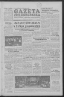Gazeta Zielonogórska : organ KW Polskiej Zjednoczonej Partii Robotniczej R. V Nr 34 (9 lutego 1956)