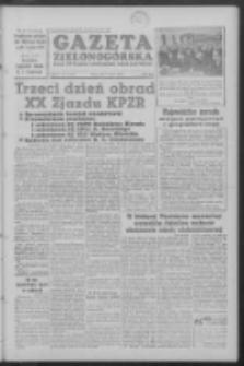 Gazeta Zielonogórska : organ KW Polskiej Zjednoczonej Partii Robotniczej R. V Nr 41 (17 lutego 1956)