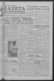 Gazeta Zielonogórska : organ KW Polskiej Zjednoczonej Partii Robotniczej R. V Nr 101 (28/29 kwietnia 1956)