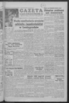 Gazeta Zielonogórska : organ KW Polskiej Zjednoczonej Partii Robotniczej R. V Nr 136 (8 czerwca 1956)