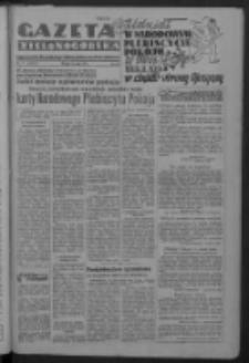 Gazeta Zielonogórska : organ Komitetu Wojewódzkiego Polskiej Zjednoczonej Partii Robotniczej R. IV Nr 133 (15 maja 1951). - Wyd. ABCD
